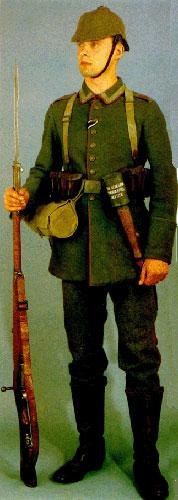 Charging German Infantryman 1915 | Beautiful Scenery Photography